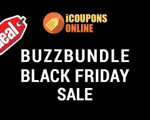 BuzzBundle Black Friday deal