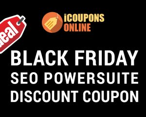 SEO Powersuite discount deal