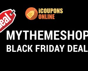 MyThemeShop black friday