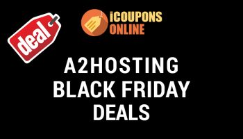 A2hosting balck friday deals
