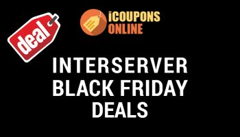 Interserver black friday deal